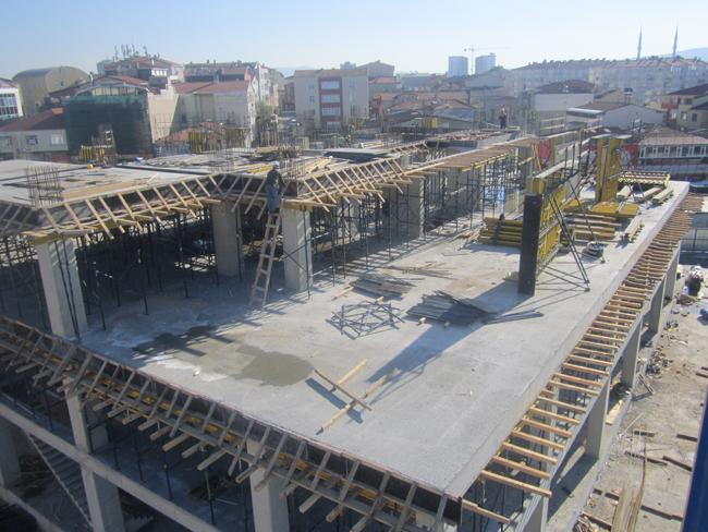 Üst Yapı Bina İşleri